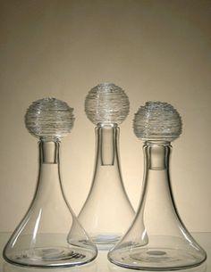 vetro trasparente Decanter