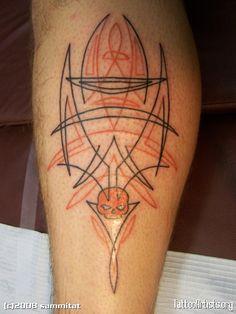 pinstripe tattoo | Pinstriping - Tattoo Artists.org