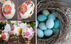 A húsvéti tojás általában díszített tyúktojás vagy csokoládétojás, melyet a keresztény gyökerű kultúrákban húsvétkor szokás ajándékozni.