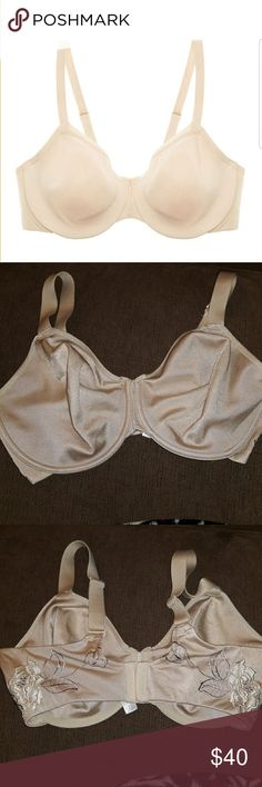 Wacoal Underwire Bra Great Condition   Only worn a handful of time. Sometimes it's hard to find a good bra in a size DID.   Size 36DDD Wacoal Intimates & Sleepwear Bras