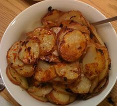packet potatoes from the grill - always a crowd favorite and easy!