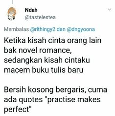 Quotes Lucu, Jokes Quotes, Me Quotes, Motivational Quotes, Drama Memes, Quotes Indonesia, Twitter Quotes, Humor, People Quotes