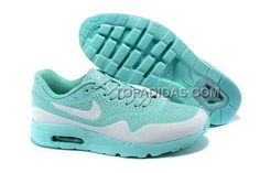 http://www.topadidas.com/nike-air-max-1-ultra-moire-mens-green-white.html Only$79.00 #NIKE AIR MAX 1 ULTRA MOIRE MENS GREEN WHITE #Free #Shipping!