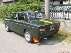 Lancia Fulvia Berlina 1969