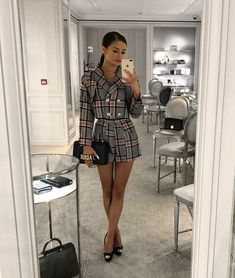 Must Try Fall Fashion Outfits Ideas Blazer Outfits For Women, Fall Fashion Outfits, Dressy Outfits, Chic Outfits, Autumn Fashion, Look 2018, Business Outfits, Mode Inspiration, Fashion Killa