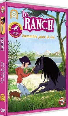 Le Ranch - 8 - Ensemble pour la vie - DVD NEUF Le Ranch, Anime, Sequin Leggings, Comic Books, Comics, Cartoon, Drawings, Anime Shows, Comic Book