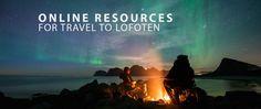 Lofoten Travel – Online Resources