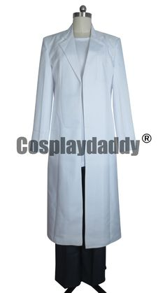 >> Click to Buy << Steins Gate Cosplay Okabe Lab Coat Costume #Affiliate