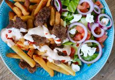 HEMMAGJORD KEBAB - Jennys Matblogg A Food, Food And Drink, Tacos, Kebab, Mexican, Ethnic Recipes, Torsdag, Mat, Apples