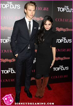 Vanessa Hudgens And Austin Butler Attend The Rolling Stone Top 25 DJ List Party