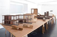 Bilderesultat for studio mumbai Studio Mumbai, Arch Model, Scale Models, My House, Table, Architectural Models, Furniture, House Ideas, Home Decor