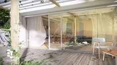 CU Interiors interior designed by Peter Cibulka