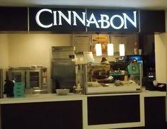 Cinnabon in the Main Terminal  #cleveland #airport #hopkins #cinnabon  http://www.clevelandairport.com/