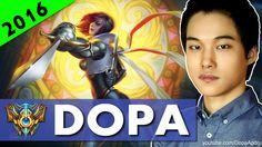 [Jul 15, 2016] 도파 Dopa Fiora vs Malphite S6 Top Lane - Apdo Live Stream ...