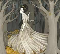 Wild in the Woods 1 by ~raevynewings on deviantART