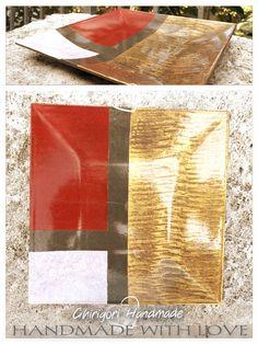 Decorazione pittorica di un piatto svuota tasche.  #handmade #lemaddine #decorazione #homedecor #ethnochic #2016 #seguiteilbiancocigno #home