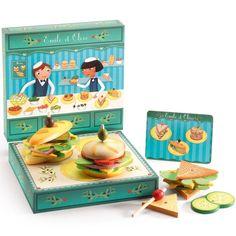 Broodjesbar 'Emile et Olive'