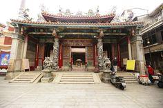 祀典大天后宮(明寧靖王府邸)  Taiwan