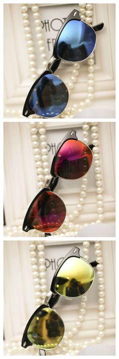 54 Best Glasses images in 2019   Cat Eyes, Sunglasses, Metal frames 2523a49703ec