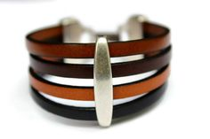 Womens Leather Cuff, Leather Cuff Bracelet for Women, Womens Leather Bracelet, Mom Birthday Gift, Wide Cuff, Armband, Gift for Women