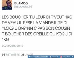 #VDR #DROLE #HUMOUR #FUN #RIRE #OMG Best Tweets, Funny Tweets, Some Jokes, Text Memes, Funny Messages, Funny Moments, Laugh Out Loud, Funny Photos, Troll
