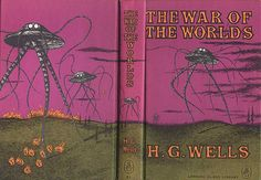 War of the Worlds by H.G. Wells - The tone of the novel is over-whelmingly effective in making the reader feel the wide range of emotions--fear, sadness, and the slight glimmer of hope--that the protagonist experiences as he moves through world overrun with Martians.