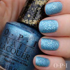 OPI Bond Girls Tiffanycase #liquidsand