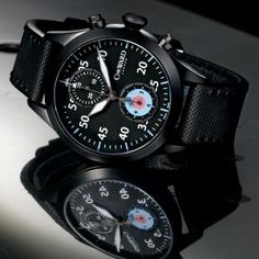 C1000 Typhoon FGR4 - RAF Version, Swiss Made by Christopher Ward