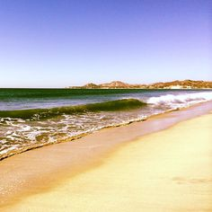 Perfect day for a stroll on the beach! #LiveCabo.