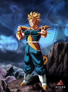 Dragon Ball Z: Super Saiyan (Comision) Mc 12, Faith Of Our Fathers, Character Art, Character Design, Son Goku, Dnd Characters, Owl House, Dbz, Dragon Ball Z
