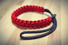 #Paracord DSLR Camera Wrist Strap by Cobra Band - #Double #Colour - Choose your C, View more on the LINK: http://www.zeppy.io/product/gb/3/222743836/