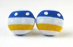 Yellow & blue stripes $8.90