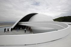 Architecture - Oscar Niemeyer |