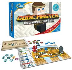 Cool coding toys for kids -- Code Master