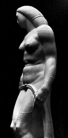 """""""Weibliche Figur"""", Franz Metzner (1870-1919)"""