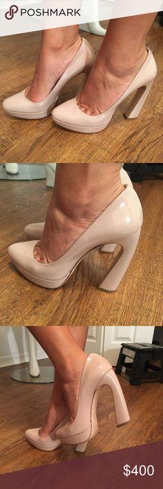 Miu miu Miu miu new no box comes with dust bag Miu Miu Shoes Heels