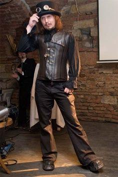steampunk mens shirts - Google Search