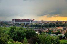 milano panoramic stadium