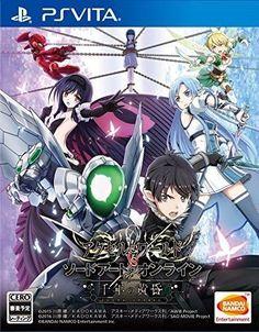 Axel World VS Swords Art · Online Millennial Dusk PS Vita Japanese Ver.