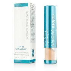 Sunforgettable Loose Mineral Suncreen Brush SPF50 - Tan - 6g-0.21oz