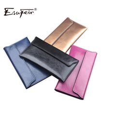 9.57$ (Buy here: http://alipromo.com/redirect/product/olggsvsyvirrjo72hvdqvl2ak2td7iz7/32679352728/en ) ESUFEIR 2017 Genuine Leather Women Wallet Long Purse Vintage Solid Cowhide multiple Cards Holder Clutch Fashion Standard Wallet for just 9.57$