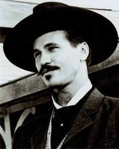 """I'm your huckleberry."" -Val Kilmer as Doc Holiday  -Tombstone"