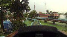 Siam Park Log Flume
