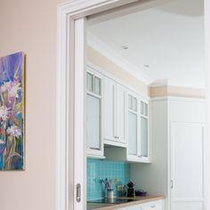 Kitchen Cabinets, Mirror, Home Decor, Decoration Home, Room Decor, Cabinets, Mirrors, Home Interior Design, Dressers