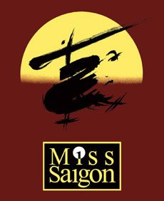 Miss Saigon - one of the first show we saw after moving to NY in 1998.  Saw with Robert and Chris Ennis