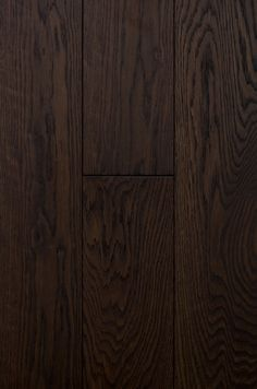 """At """"3 Oak"""" Ebony Fumed is one of many modern and unique hardwood floors. Sold in UK and in London. Available in Solid and Engineered Construction."""