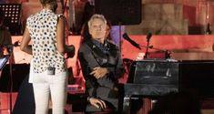 10/07/2020 Foto Claudio Baglioni alle prove Elvis Presley