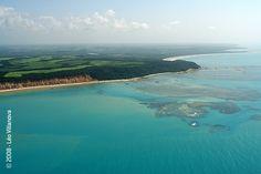 Carro Quebrado Beach - Alagoas