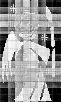 Karen Ebling's media statistics and analytics Stitch And Angel, Cross Stitch Angels, Cross Stitch Baby, Filet Crochet, Crochet Cross, Cross Stitch Designs, Cross Stitch Patterns, Pot Pourri, Crochet Motif Patterns