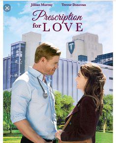 Jillian Murray and Trevor Donovan in Prescription for Love Romance Movies, Drama Movies, Cinema Movies, Love Movie, Movie Tv, Movies To Watch, Good Movies, Jillian Murray, Trevor Donovan